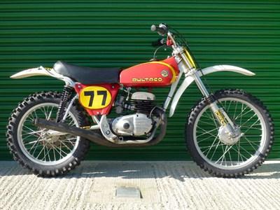 Lot 75-Bultaco Pursang