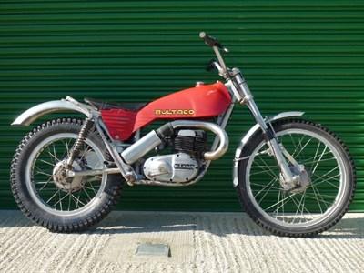 Lot 24 - Bultaco Sherpa T 250
