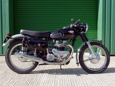 Lot 90-1961 Matchless G12 CSR
