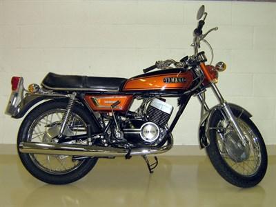 Lot 78-1972 Yamaha R5C