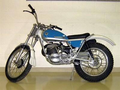 Lot 32 - 1973 Bultaco Sherpa T 250
