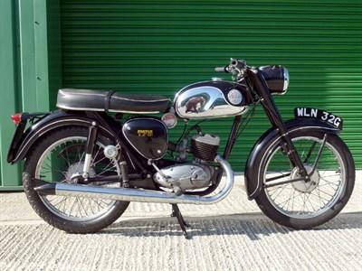 Lot 63 - 1969 BSA D14/4 Bantam