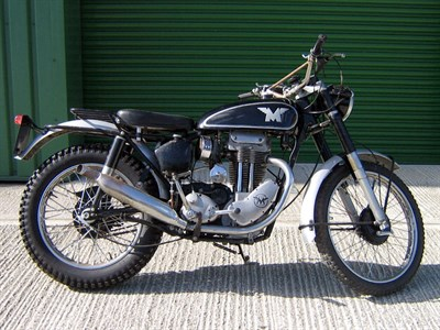 Lot 81 - 1961 Matchless G3C