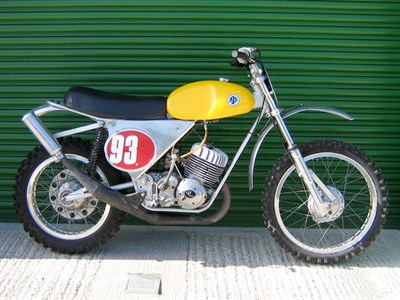 Lot 84 - AJS Stormer