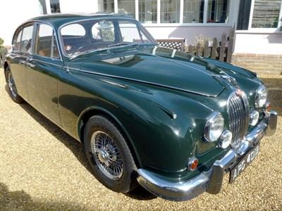 Lot 25-1963 Jaguar MK II 3.8 Litre