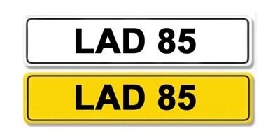 Lot 54 - Registration Number LAD 85