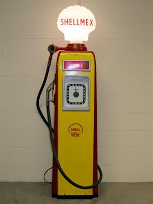 Lot 3 - Restored Electric Petrol Pump