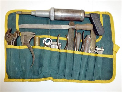 Lot 16 - Toolkit, Suitable for a Vintage Bentley