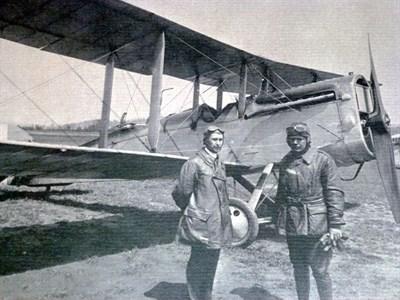 Lot 25 - Four Rare Aeronautical Artworks