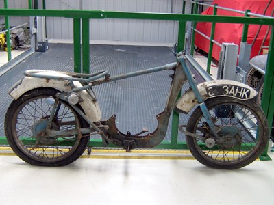 Lot 70 - Greeves Prototype Rolling Chassis
