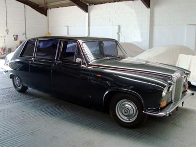 Lot 65 - 1984 Daimler DS 420 Limousine