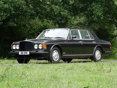 Lot 92 - 1989 Bentley Eight