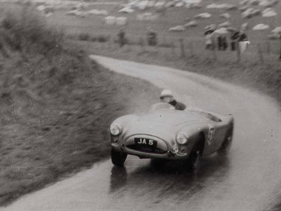 Lot 53 - 1957 AC Ace Bristol