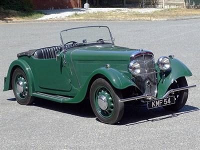 Lot 62-1939 BSA Scout Series 6