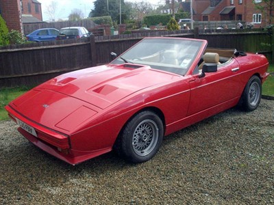 Lot 7 - 1985 TVR 280i