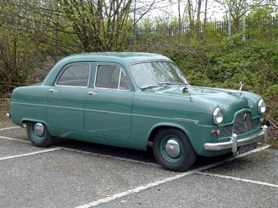 Lot 20-1954 Ford Zephyr 6