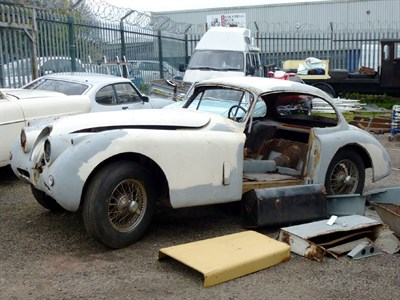 Lot 69-Jaguar XK150 Fixed Head Coupe