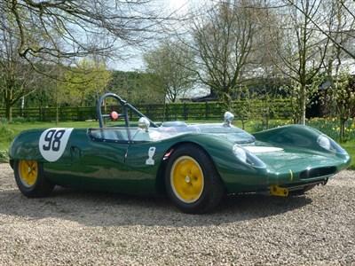 Lot 42 - 1963 Lotus 23B Sports Racer
