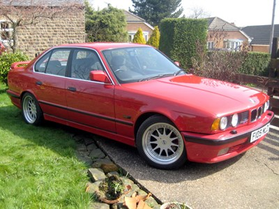 Lot 13-1988 BMW 535i Hartge H5S