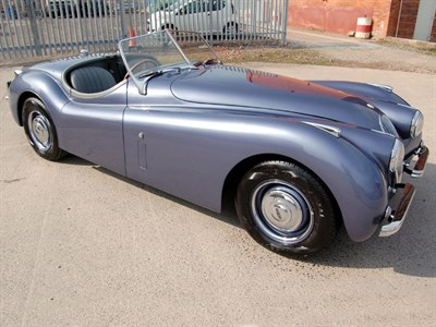 Lot 55-2010 Nostalgia XK120 Evocation
