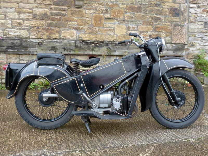 Lot 5 - 1959 Velocette LE