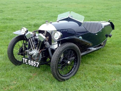 Lot 48 - 1929 Morgan Aero