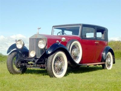 Lot 5 - 1930 Rolls-Royce 20/25 Saloon