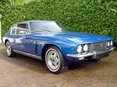 Lot 10 - 1974 Jensen Interceptor Mk3