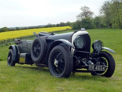 Lot 20 - 1926 Bentley 6.5 Litre 'Le Mans' Style Tourer