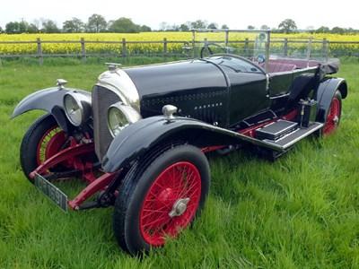 Lot 37 - 1927 Bentley 3 Litre Speed Model Tourer