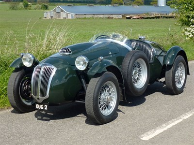 Lot 31 - 1954 Frazer Nash Le Mans Replica