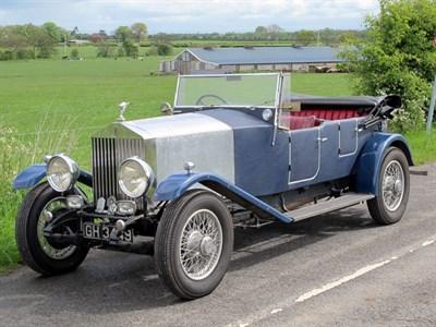 Lot 2 - 1930 Rolls-Royce 20/25 Tourer