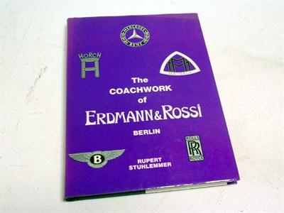 Lot 15 - The Coachwork of Erdmann & Rossi - Berlin
