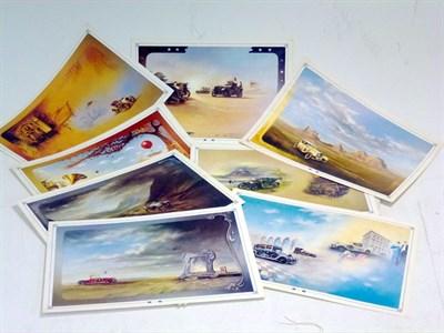 Lot 17 - David Weston Prints