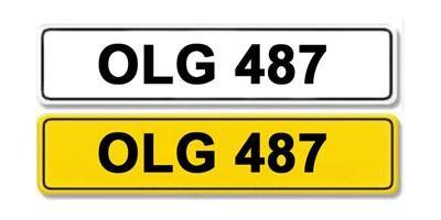 Lot 23 - Registration Number OLG 487