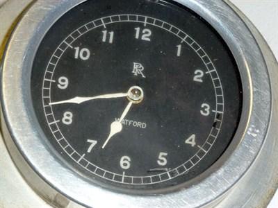 Lot 31 - Watford Dashboard Clock