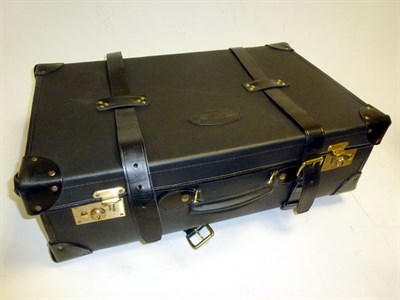 Lot 4 - Bentley Leather Suitcase