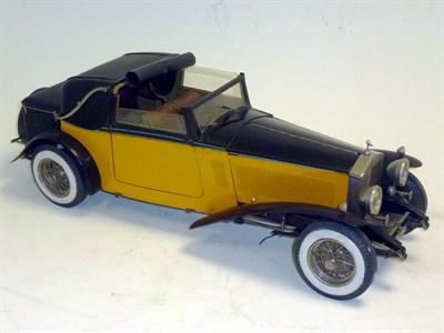 Lot 26 - Rolls-Royce Pocher Model 1932 Phantom II Sedanca Coupe
