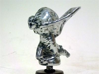 Lot 79 - Rolls-Royce Kneeling Lady Mascot