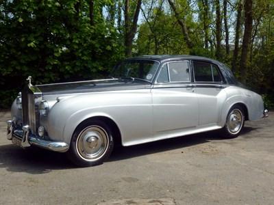 Lot 13 - 1961 Rolls-Royce Silver Cloud II