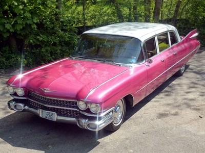 Lot 17 - 1959 Cadillac Fleetwood 75 Sedan