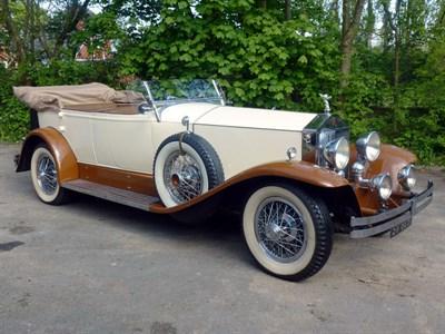 Lot 14 - 1927 Rolls-Royce Phantom I Tourer