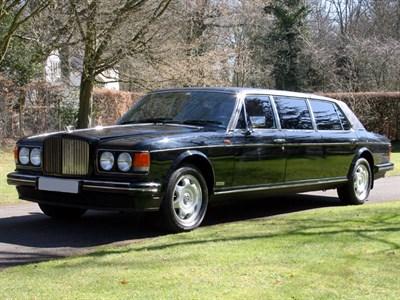 Lot 34 - 1985 Rolls-Royce Bentley Jankel