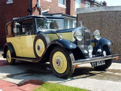 Lot 16 - 1932 Rolls-Royce 20/25 Limousine