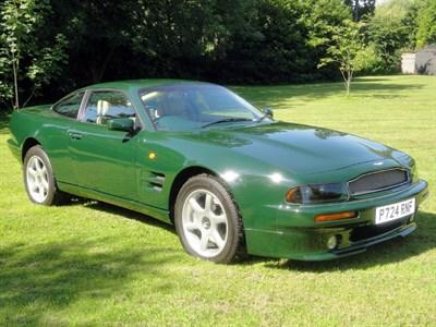 Lot 14 - 1997 Aston Martin V8