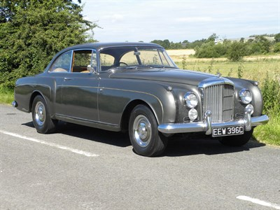 Lot 44 - 1961 Bentley S2 Continental H.J. Mulliner Saloon