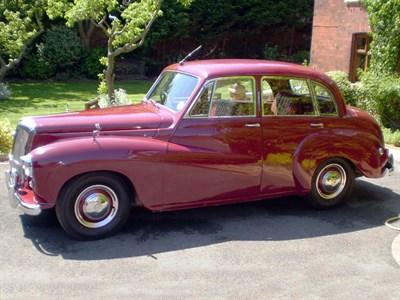 Lot 39 - 1957 Daimler Conquest Century