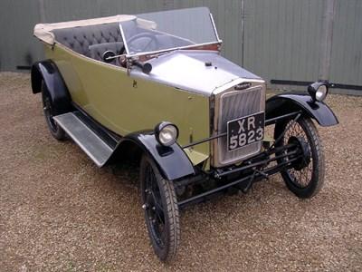 Lot 22 - 1924 Matchless Model K Tourer
