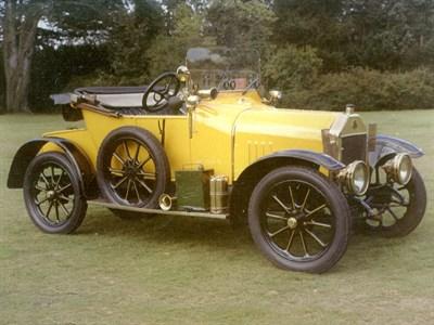 Lot 55 - 1914 Swift 10hp Tourer