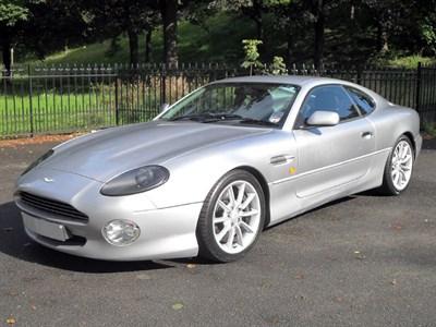 Lot 59 - 2000 Aston Martin DB7 Vantage